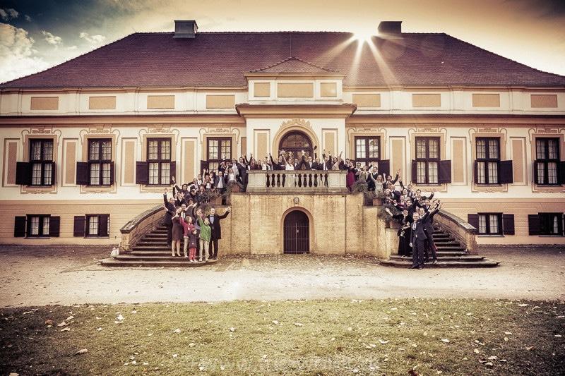 Heiraten im Schloss Caputh