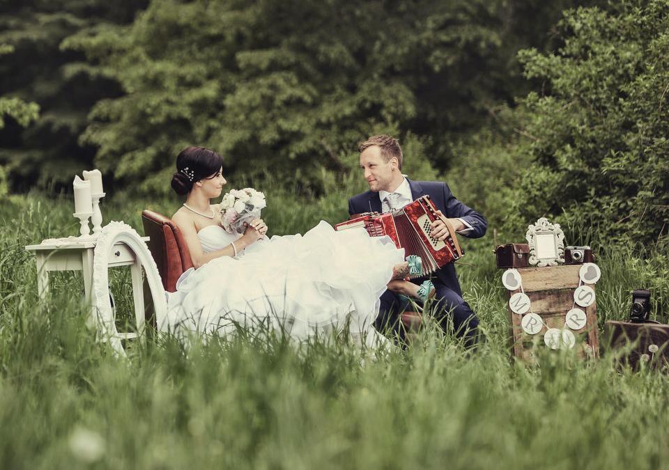 Hochzeit auf Schloss Kröchlendorff