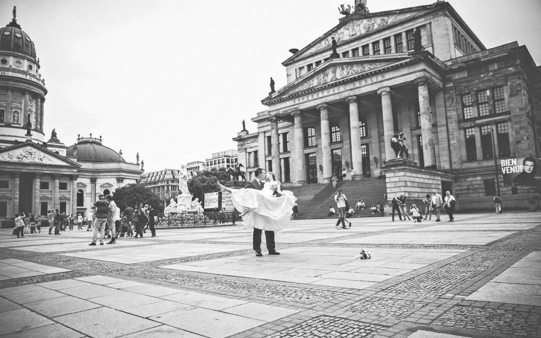 Heiraten in Berlin,Hochzeitsfeier in der Kunztschule Berlin