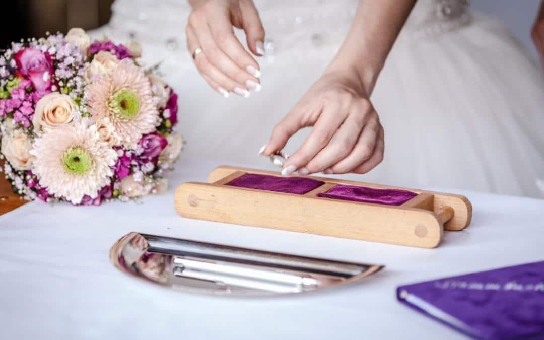Die Wahl der Eheringe