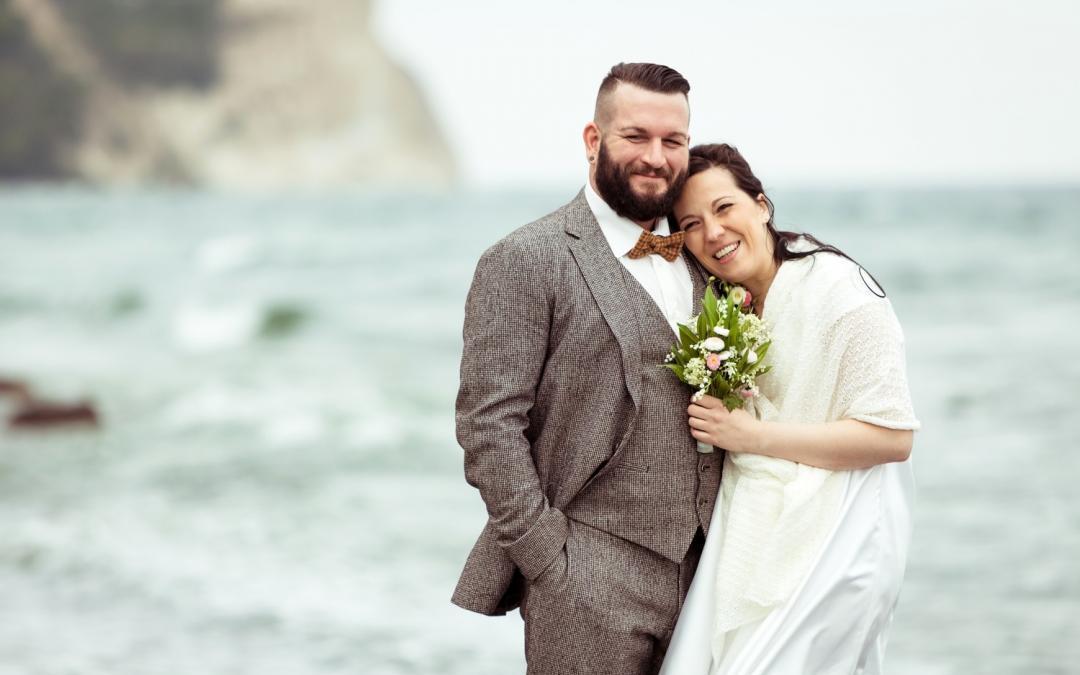 Heiraten auf Kap Arkona