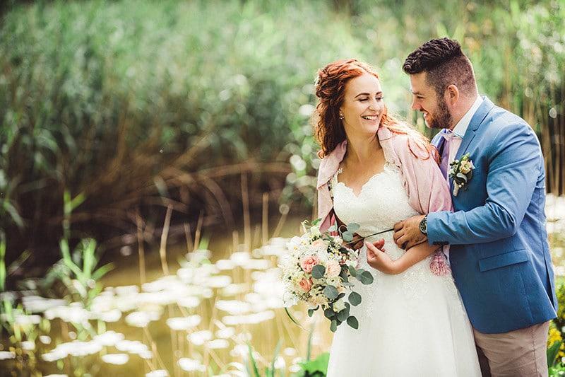 """Heiraten in Altthymen/ Hochzeitsfeier """"Mühle Tornow"""""""