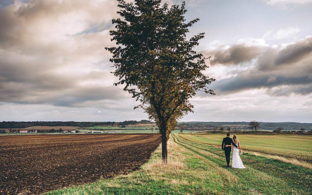 Hochzeitsfotograf Harz, Hochzeit im Kloster Hedersleben