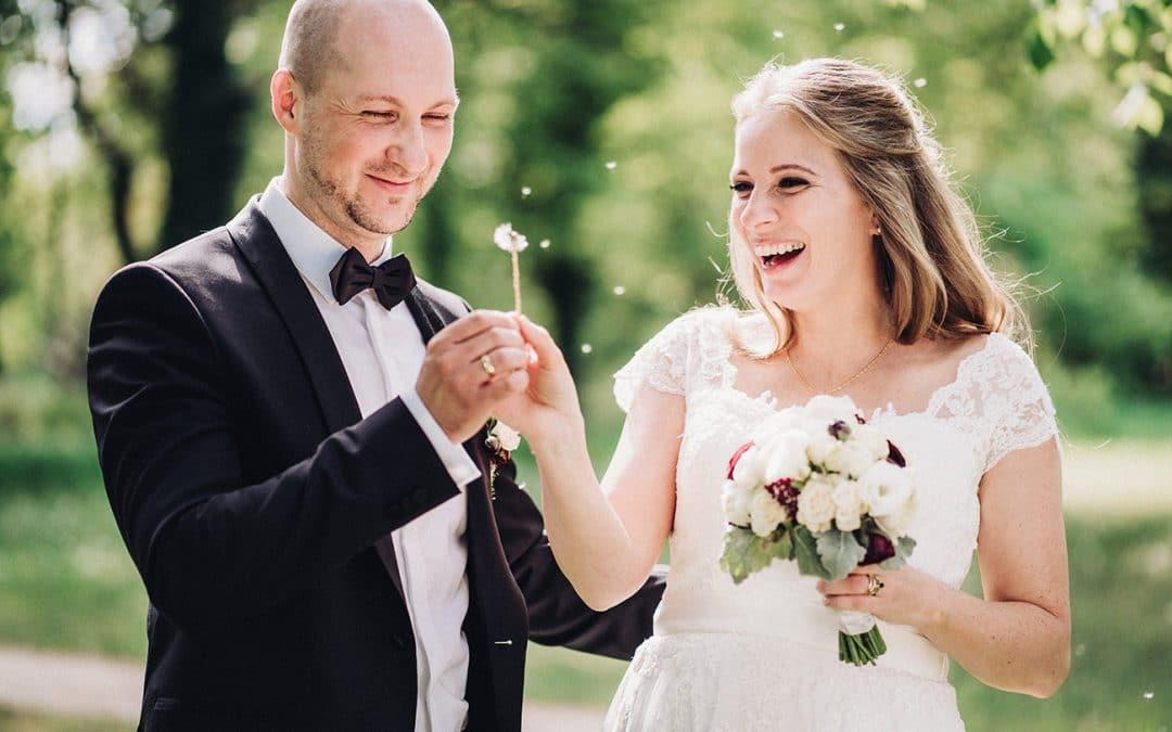 Hochzeit im Schlosspark Oranienburg