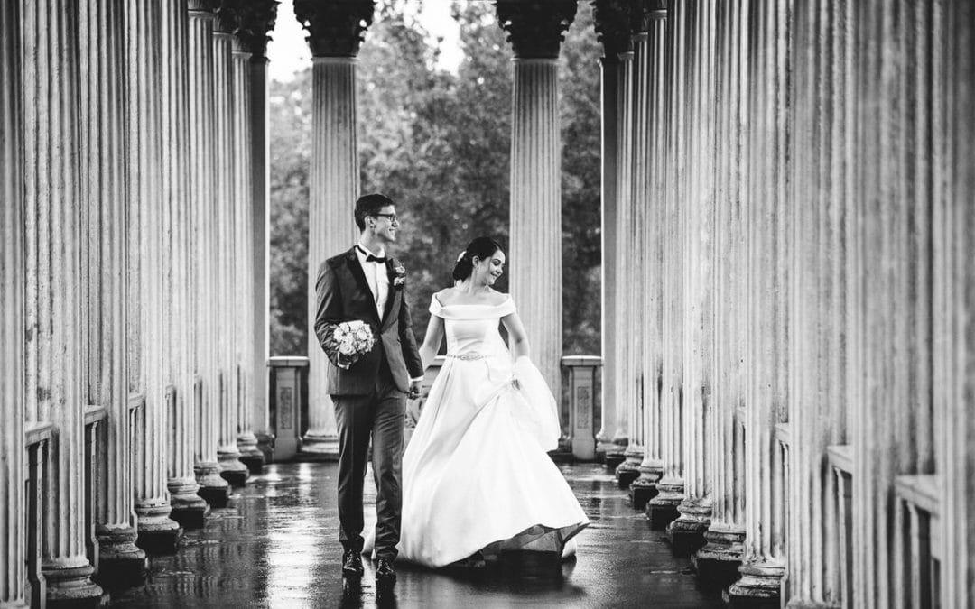 Hochzeitsfotograf Potsdam | Hochzeitsfotos auf dem Pfingstberg