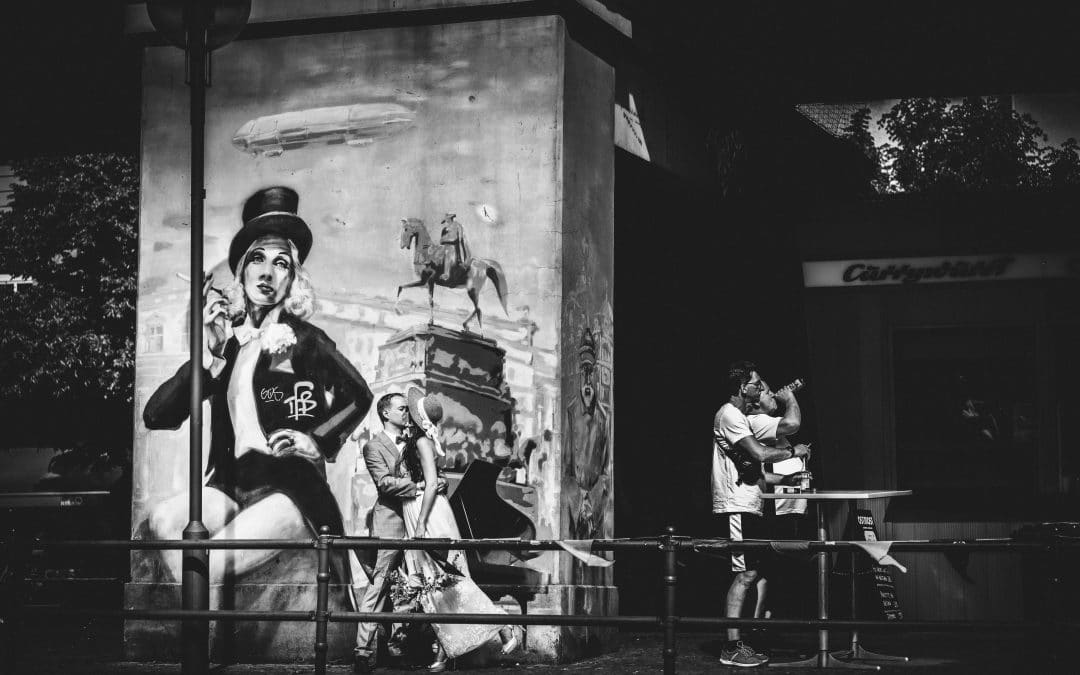 Brautpaarshooting Berlin – Hochzeitsfotograf